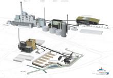 COWI projekterar kraftvärmeverk fritt från kol och olja för Mälarenergi
