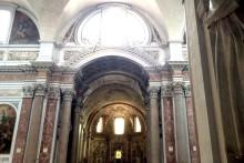 Kardinal Arborelius tas emot i sin titelkyrka i Rom den 6 december