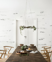 ​Nature the focus of wall mural collection by Scandinavian Surface