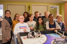 Elever från Tuppkärrsskolan vinnare i First Lego League