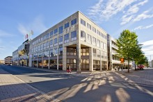Tyréns hyr hos Castellum i Jönköping och kan lämna bilen hemma