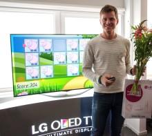 MEMORY-SPEL FÖR BARN VINNARE AV LG:S NORDISKA WEBOS-APPTÄVLING