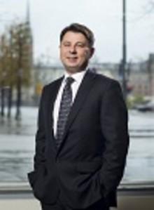 Ny vd och styrelseordförande i KPMG