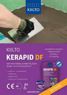 Kiilto Kerapid DF esite
