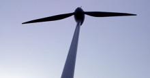 Svevia anlägger vägar till vindkraftverk i Härnösand