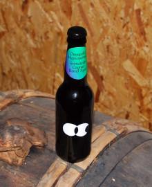 Grönstedts cognacsfat har gett karaktär till nytt öl från prisbelönt mikrobryggeri