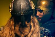 Nordiska gudar och vidunder i ny serie på H2