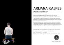 Arijana Kajfes - Blood is not Water