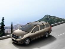 Dacia taber mindst