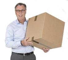 VD håller låda #9 - Förpacka i nuet