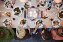 Restaurangbesök med vänner & familj dubbelt så vanligt inför jul