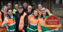 Ragn-Sells utsett till Karriärföretag 2019!