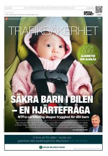 Mediaplanet: Säkra barn i bilen - en hjärtefråga