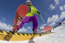 SkiStar Hemsedal: Juleferie med jibbekurs
