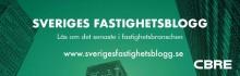 CBRE lanserar Sveriges Fastighetsblogg – Din kunskapskälla för fastighetsbranschen!