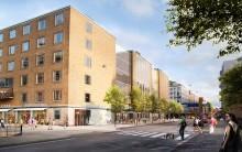 Stockholms stad tecknar exklusivt uthyrningsavtal med CBRE