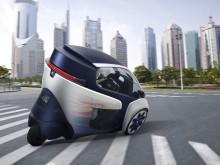 Toyota deltar i storskaligt försök med ebilspool i Grenoble