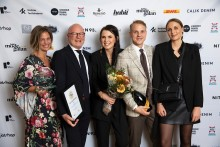 Eton har tilldelats priset för Årets Logistiklösning av DHL på Modegalan 2018