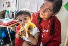 ActionAid startar nytt flyktingprogram i Aten
