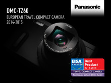 Panasonic's Digital Imaging and Audio Visual Innovation Recognised at EISA Awards 2014