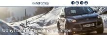 Ford inspirerer fimabilsbilister til den næste ferie med OutOfOffice
