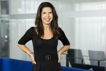 Sara Wallin blir ny vd för Chalmers Ventures