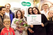 Specsavers donerar pengar till lokala organisationer