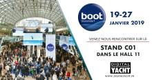 Digital Yacht au Boot 2019 et liste des prix 2019