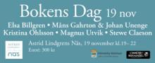 Spännande författare på Astrid Lindgrens Näs