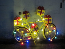 An airbag for cyclists - The Christmas present for 2014?