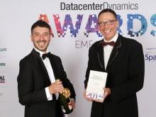 Schneider Electricin datakeskus Sagrada Familiassa sai arvostetun DatacenterDynamics Leaders Award -palkinnon