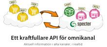Specter stärker API för omnikanal och B2B e-handel