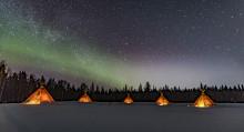 Lennart Pittja etablerar uppmärksammade Sápmi Nature Camp i världsarvet Laponia