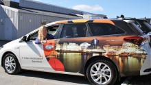 Bodø Industri med ny og moderne bilpark