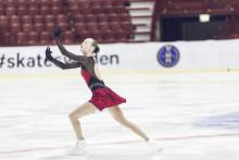 Anita Östlund klar för OS i Pyeongchang