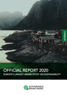 Offisiell rapport - Sustainable Brand Index 2020 Norge