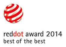 Wzornictwo Sony wyróżnione szeregiem nagród Red Dot Design Awards 2014