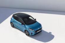Nya Hyundai i10 lanseras i samarbete med Rädda Barnen
