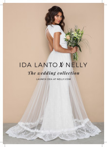 Presskit Ida Lanto x Nelly - The Wedding Collection