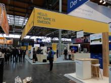 Stort svenskt avtryck i Hannover
