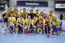 Landslaget tränar ihop med spelare med funktionsnedsättning