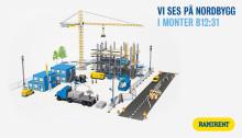Ramirent på Nordbygg: Mer än maskiner krävs för en säker och effektiv byggarbetsplats