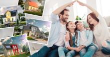 """Familienleben mit Flair – Massivhäuser der Serie """"Flair"""" für viele Normalverdiener das Traumhaus"""