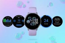 Samsung lancerer håndvask-app til sine smartwatches
