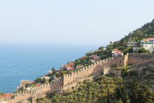Over 40 prosent velger Alanya på Tyrkia-ferie