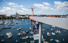 Red Bull Cliff Diving: Formidable Gary Hunt vinder fjerde titel i træk