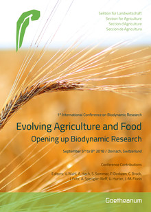 Life-centred Farming. ​Wide-ranging research in biodynamic agriculture
