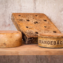 Första KRAV-märkta osten till Sydostasien