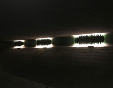 Vättlefjäll flyttar in på Fjäderharvsgatan – Ljuskonst för ökad trygghet efter initiativ från ungdomar i Angered