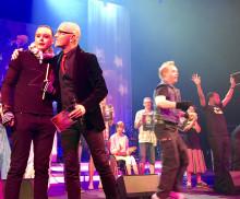 Martin Hagen från Järfälla vinnare i Funkismello 2017
